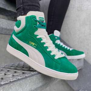 Puma First Round sneakers @ Sport-Korting
