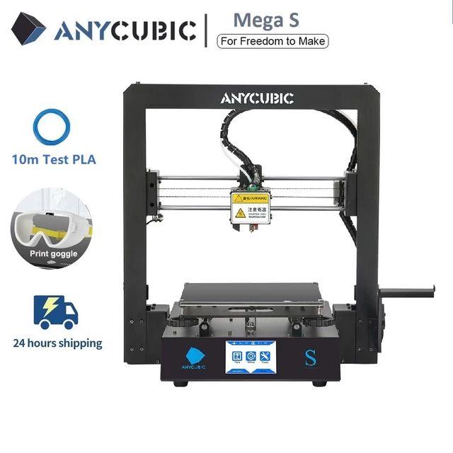 Mega S 3D printer (Verzending uit Spanje)