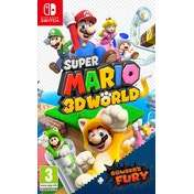 Super Mario 3D World + Bowser's Fury Nintendo Switch (Pre-Order)