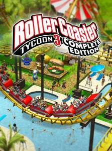 [gratis] rollercoaster Tycoon 3 complete edition @epic game store vanaf 24 september
