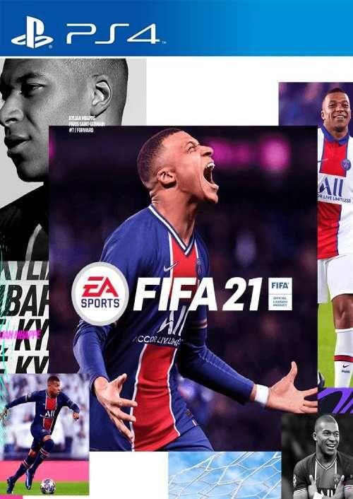 FIFA 21 Pre-order voor PS4