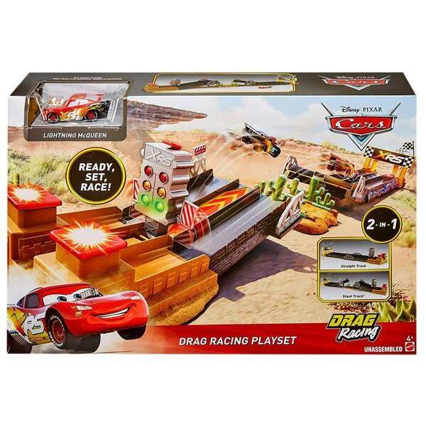 Disney Pixar Cars Drag Racing Speelset @ kruidvat & trekpleister