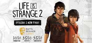 Life is Strange 2 Episode 1 gratis @ PS4/XB1/PC