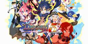 Gratis trial Disgaea 5: Complete voor Nintendo Switch Online members - 23 t/m 29 september