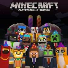 PSN Minecraft: Skinpakket Tweede verjaardag GRATIS!