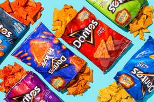 Doritos Sweet Chili / Pure Parika / Cool American 10x185gr