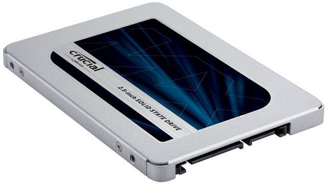 Crucial MX500 Bij Amazon NL 250GB voor 34,93 euro