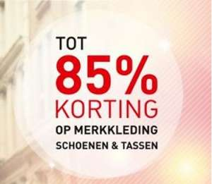 Designer Clearance SALE met tot -85% korting @ The Outnet