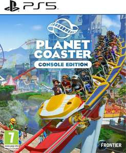 Planet Coaster - Console Edition (PS5/Xbox/PS4)