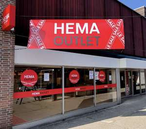 Hema outlet Bilthoven
