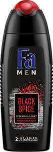 6x 250ml FA Men Black Spice 2-in-1