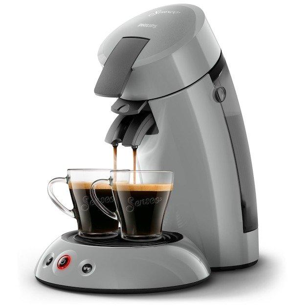 Philips HD6553/70 Senseo koffiepadapparaat grijs voor €39 @ Expert