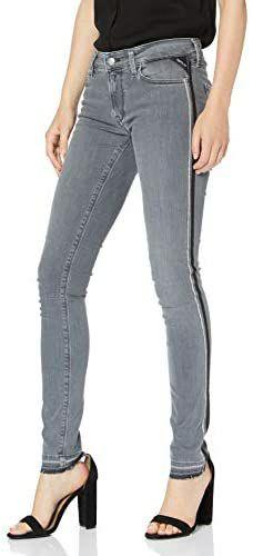 Replay Skinny Jeans Luz High Waist