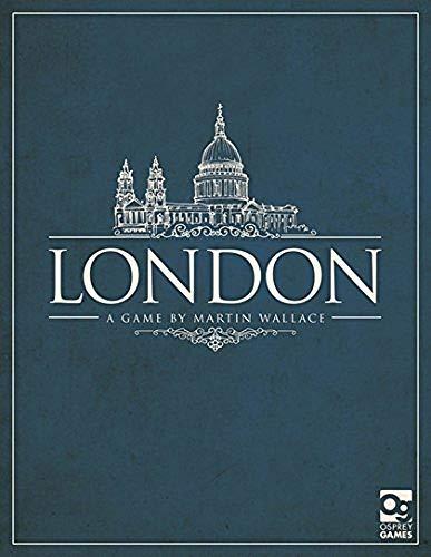 London 2nd edition - bordspel