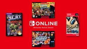 Donkey Kong Country 2, Mario's Super Picross, Peace Keepers Gratis met Nintendo Switch Online