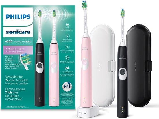 Philips Sonicare ProtectiveClean 4300 HX6800/35 - Elektrische tandenborstel