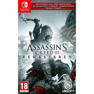 Assassins Creed III (Nintendo Switch)
