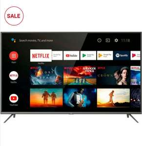 TCL 43EP644 led-tv 4K HDR Smart-tv, Android 9.0 €299 @Otto