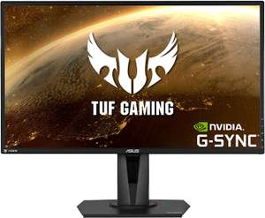 "ASUS TUF VG27AQ 27"" IPS monitor, Freesync, G-sync compatible, 2560x1440p"