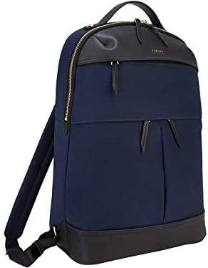 Bakker Elkhuizen BNETSB94501GL NEWPORT notebook rugzak blauw/zwart 15''