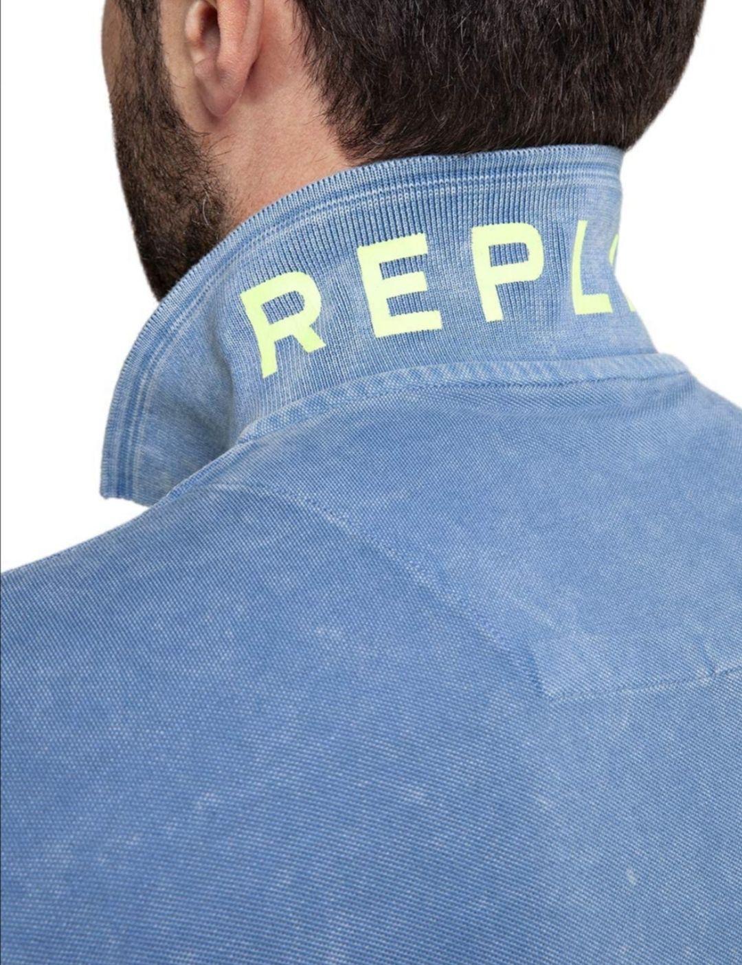 Replay Poloshirt voor heren