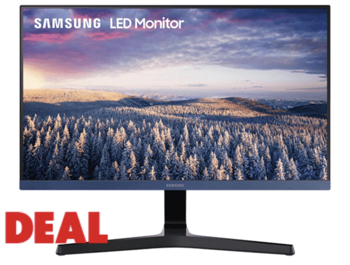 SAMSUNG LS24R358FHUXEN IPS 75hz Full HD scherm @ Mediamarkt.nl