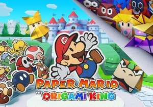 [Digitaal/key] Paper Mario: The Origami King (Switch)