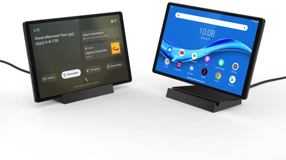 Lenovo Tab M10 FHD Plus 2nd Gen 128GB + Smart Charging Station @ Coolblue