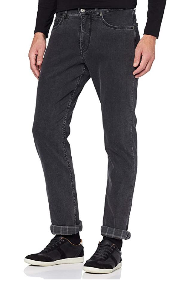Brax Feel Good jeans donkergrijs voor €11,19 @ Amazon.nl