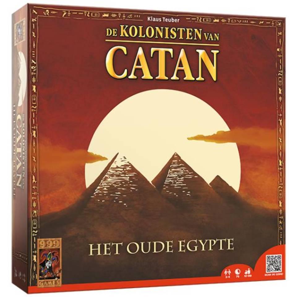 De Kolonisten van Catan: Het Oude Egypte voor €26,99 @ Bart Smit