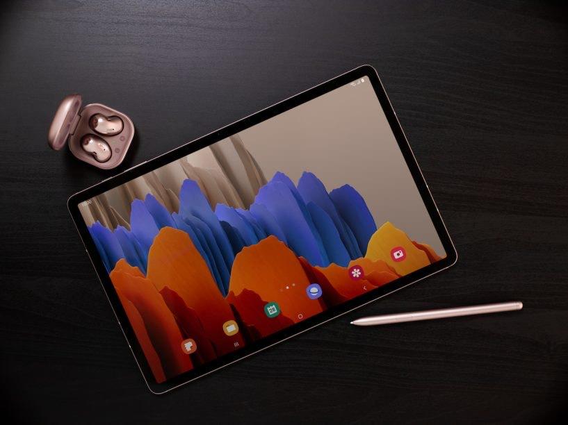 Samsung Galaxy Tab S7 tot 23:59 @Expert