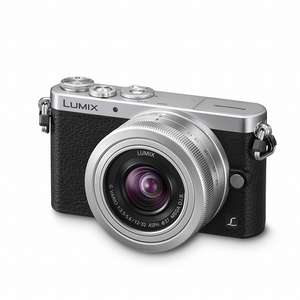 Panasonic Lumix DMC-GM1K + 12-32mm (Zilver) €349,- @ Klein.nl / Apollo