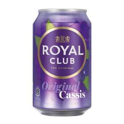 Royal Club Cassis (24x 33cl) @Budget Food