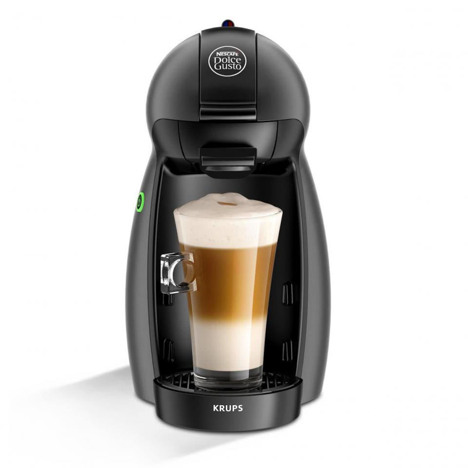 Krups Nescafé Dolce Gusto Piccolo KP100B - Koffiecupmachine €40 @ Trekpleister