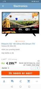 Hitachi 50 inch 4k tv 8ms input lag