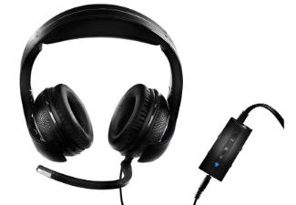 Thrustmaster Y-250CPX Gaming Headset voor € 39,99 @ Saturn / Media Markt