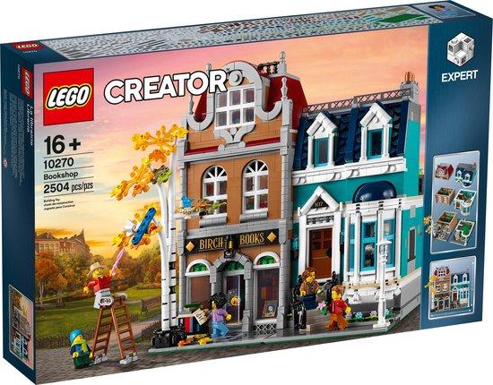 LEGO Creator Expert Boekenwinkel (10270)