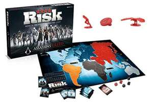 Risk: Assassins Creed bordspel (engels) Amazon.nl