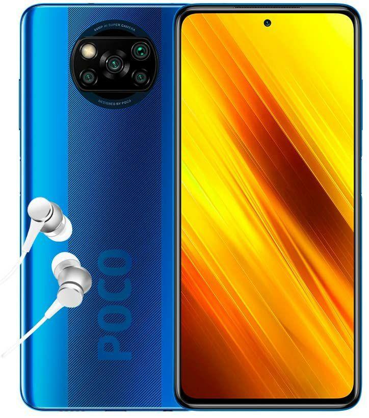 Poco X3 64GB Blauw