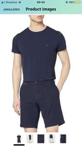 Tommy Hilfiger heren short jeans maat 28 @Amazon NL