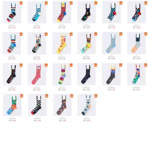 Happy Socks 30% extra korting @ terStal