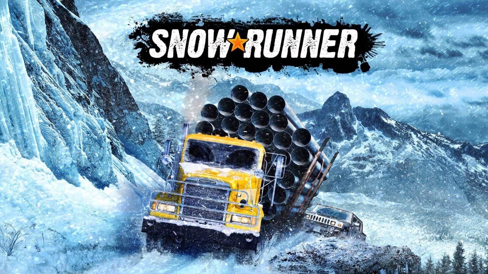 Snow Runner - 30% korting @EpicGamesStore