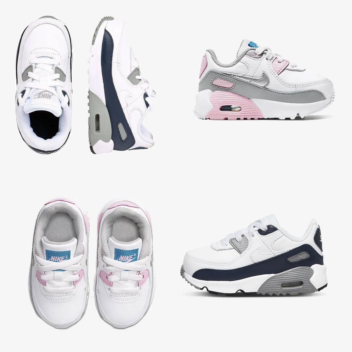 Nike Air Max 90 kids sneakers NIKE
