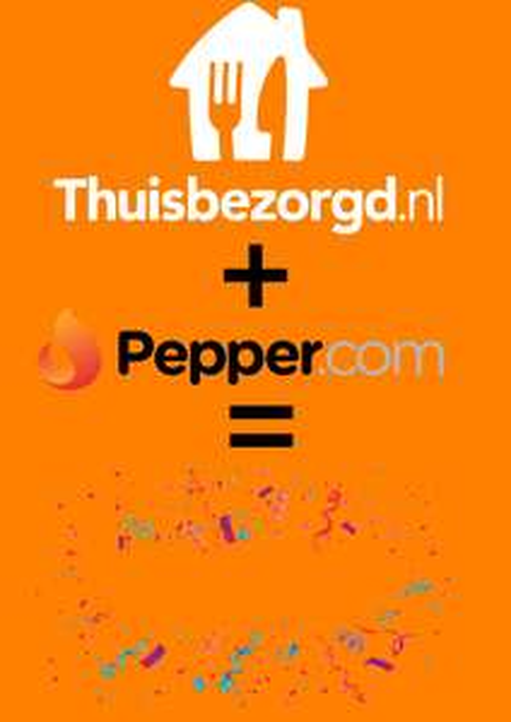 30% Cashback Thuisbezorgd.nl via Shopbuddies.nl (zie aanbieding)