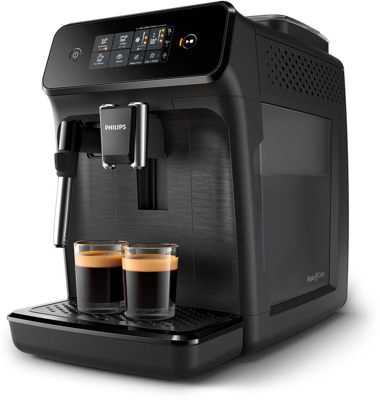 Philips EP1220/00 Volautomatische espressomachine @Vomar