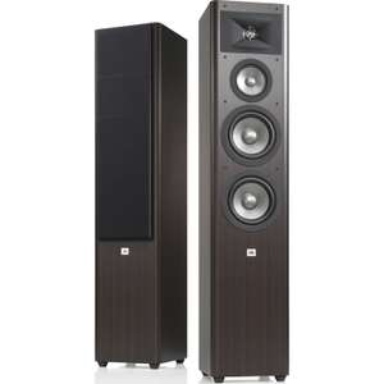 JBL Studio 280 3 weg speaker voor 199 p.s. @ Correct.nl