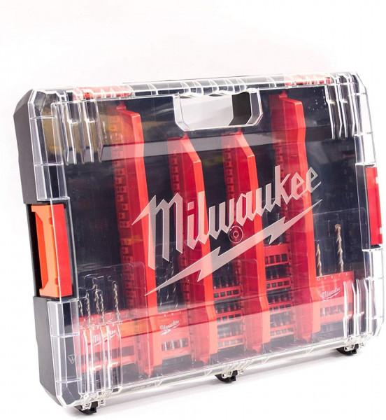 Milwaukee koffer en bitjes, best compleet