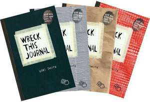 Wreck this journal (dag)boek