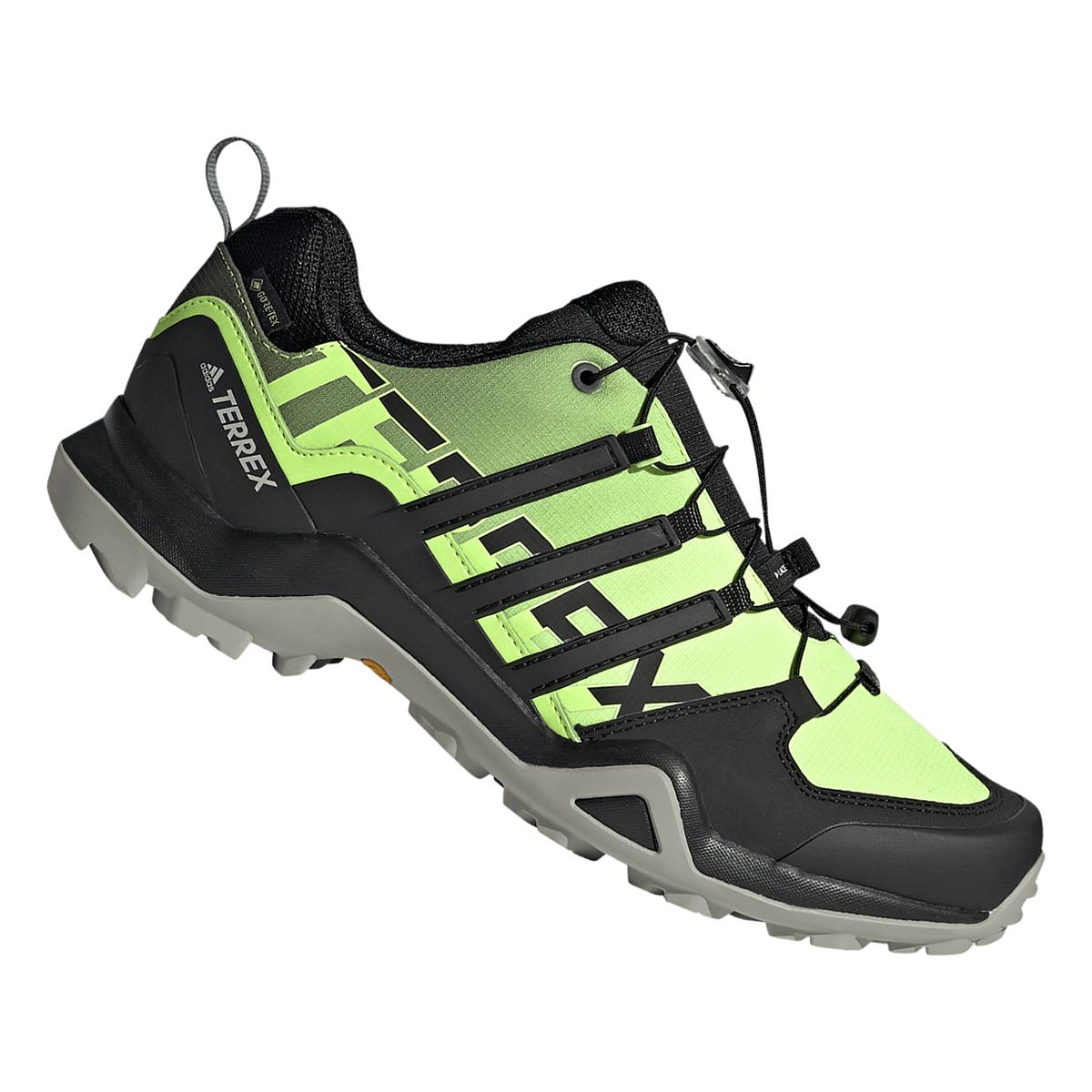 adidas schoen Terrex Swift R2 GTX groen fluo/zwart voor €84,95 @ Geomix
