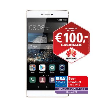 Prijsfout? Alleen voor Hollandsnieuwe klanten!! Huawei P8 voor €208,- Goed lezen!